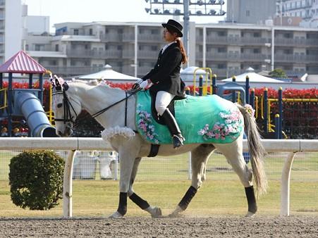 川崎競馬の誘導馬04月開催 桜Verその1-120409-06