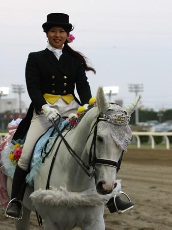 川崎競馬の誘導馬05月開催 誕生日記念レースVer-19