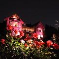 薔薇の洋館