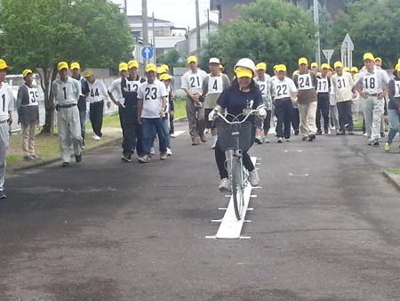 20140628_084701 安城市交通安全きらめき自転車大会