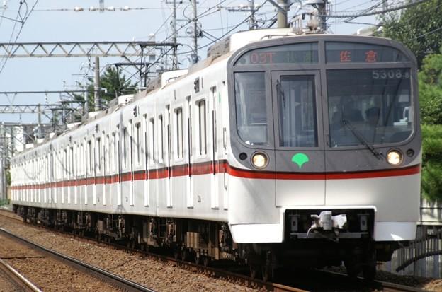 京成線内を爆走する5300形快速