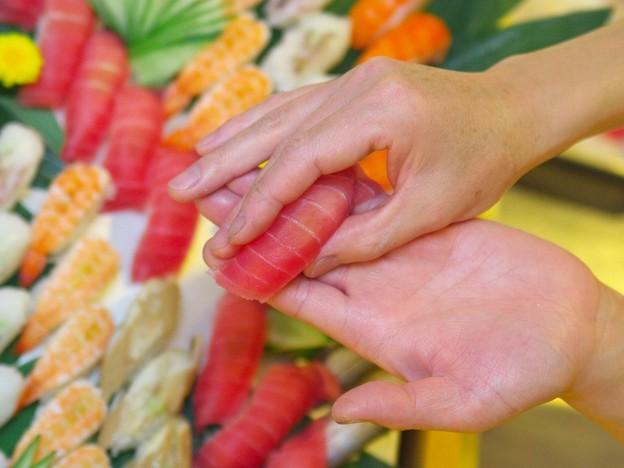 014 バイキングお料理イメージ(客前調理でお寿司も握りたて) by ホテルグリーンプラザ軽井沢