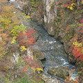 写真: 鳴子峡6