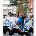"""写真: 早稲田大学 """"踊り侍""""_01 - 第10回 東京よさこい"""