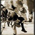 写真: 襲雷舞踊団_12 - 第8回 ドリーム夜さ来い 2009
