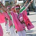 写真: 横浜百姫隊/撫若姫_10 - 第8回 ドリーム夜さ来い 2009