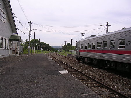 佐久駅ホーム2