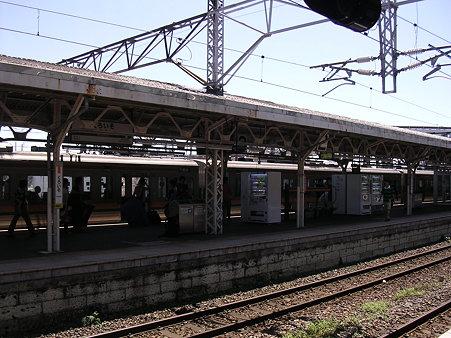 黒磯駅ホーム1