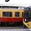 Photos: 京阪8000系 8004Fと8006F