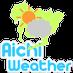 愛知県西部の天気アイコン案