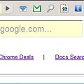 写真: Chromeエクステンション:Search This Site(拡大)