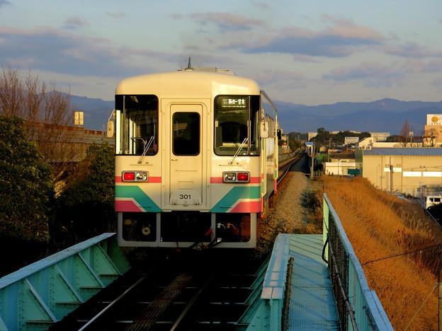 甘木鉄道 AR-301