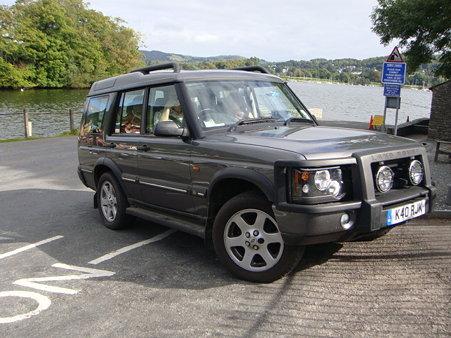 LNPイギリスへの旅 Windermere