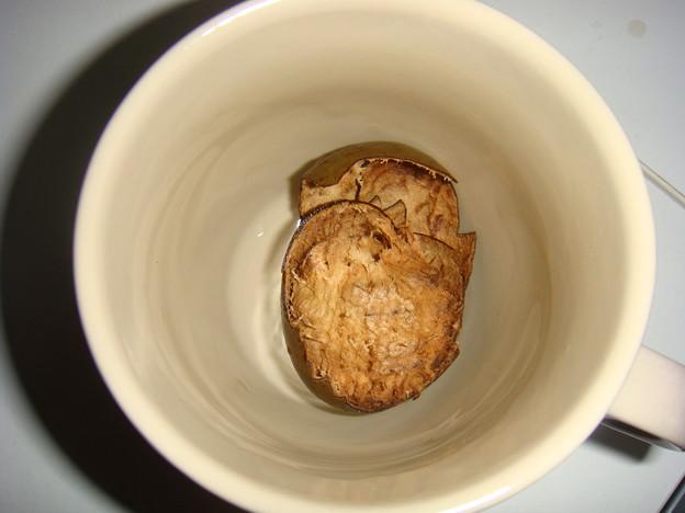 カップの中の羅漢果
