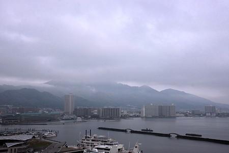 琵琶湖の朝(1)