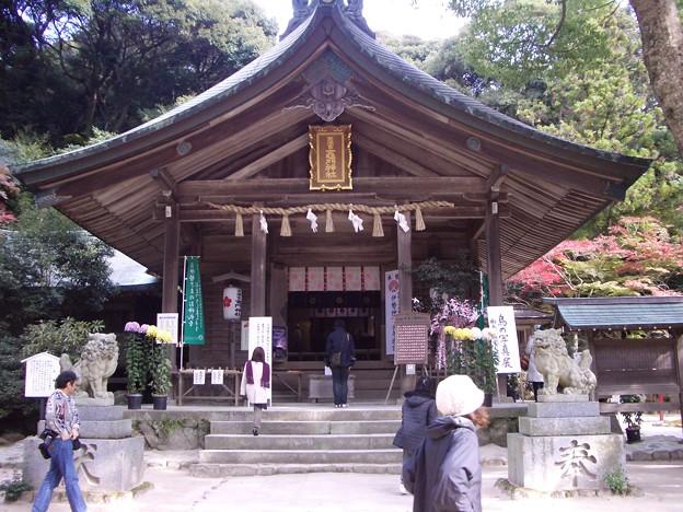 写真: かまど神社1
