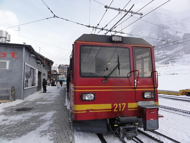スイス 登山鉄道