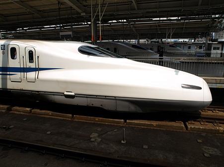N700系(新大阪駅)2