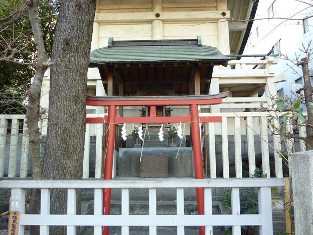 稲荷社(猿江神社 内 1) 02