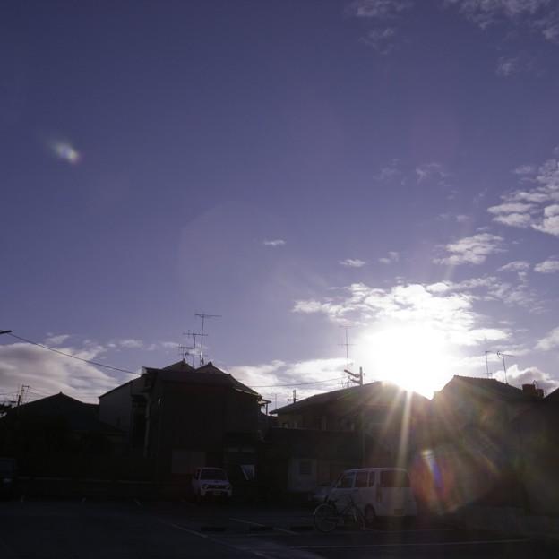 Photos: 2010-01-08の空