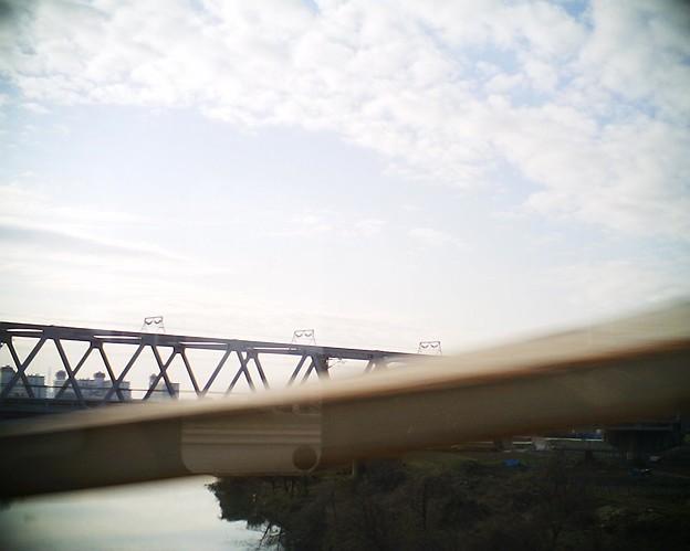 Photos: 京都の車窓から
