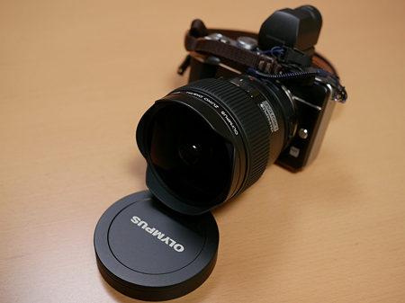 ZD8mm F3.5 fisheye