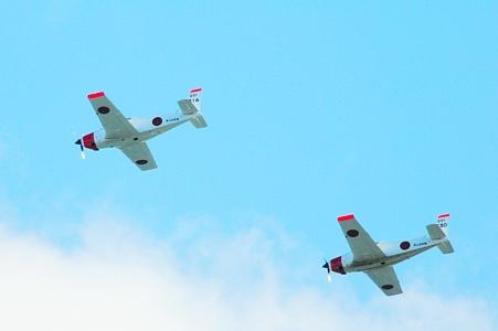 海上自衛隊の飛行機