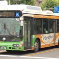 Photos: 都バスのBRCハイブリッドノンステ車?