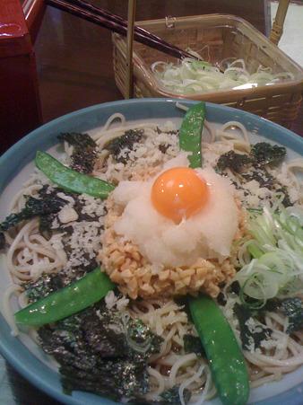 静岡はお蕎麦が美味しい