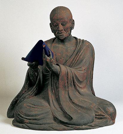 六波羅蜜寺 清盛坐像