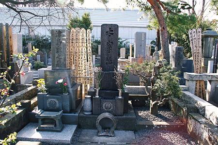 禅林寺 太宰治の墓2010年03月14日_DSC_0424