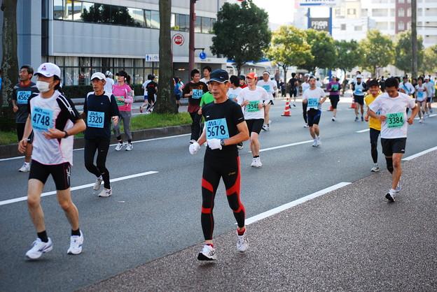 第23回国際青島太平洋マラソン38