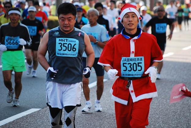 第23回国際青島太平洋マラソン40