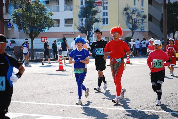 第23回国際青島太平洋マラソン42