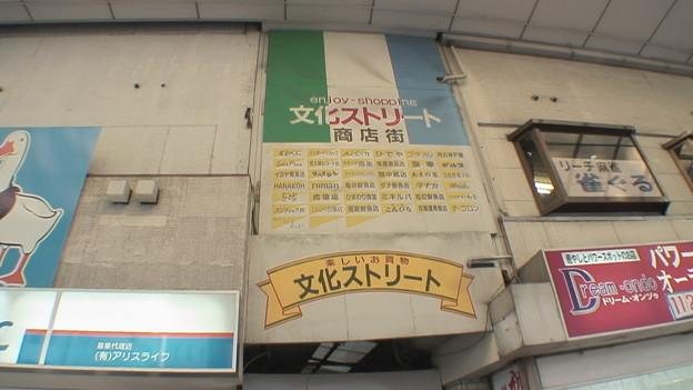 写真: 文化ストリート1