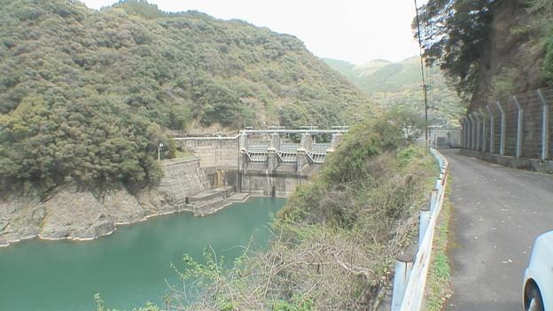 一ツ瀬川水系一ツ瀬ダムへ3