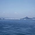 広島港を望む