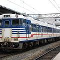 Photos: 磐越西線 会津若松駅 ねこひげさん