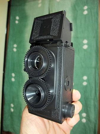 大人の科学ふろく35mm二眼