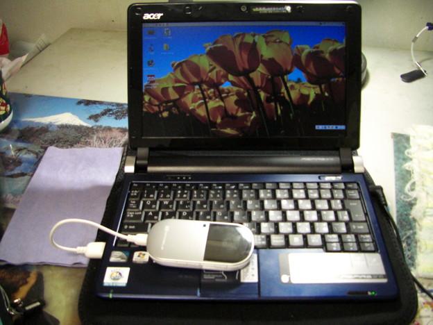 Pocket Wifiとネットブック