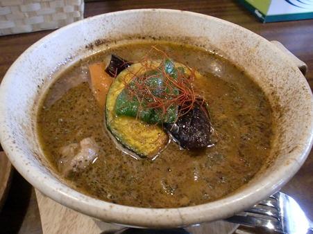 SPICE POT 豚角煮と野菜