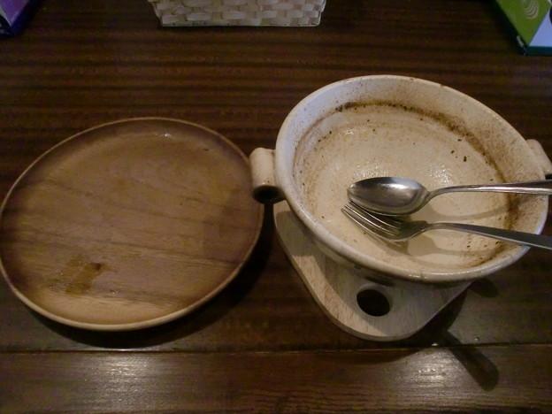 Photos: SPICE POT 完食