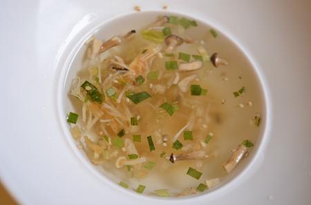 雑穀スープごはん