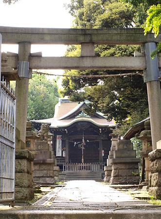 日枝神社(大森)