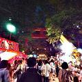 写真: 花園神社 大祭