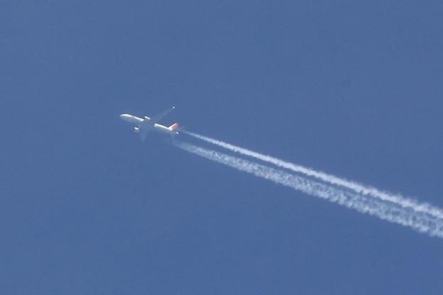 雲 飛行機