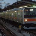 写真: 武蔵野線205系5000番台 E29編成(現在はM4編成)
