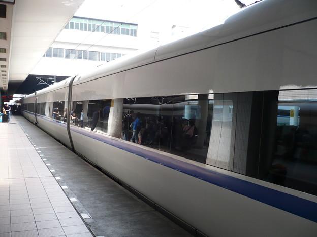 CRH1(深セン駅3)