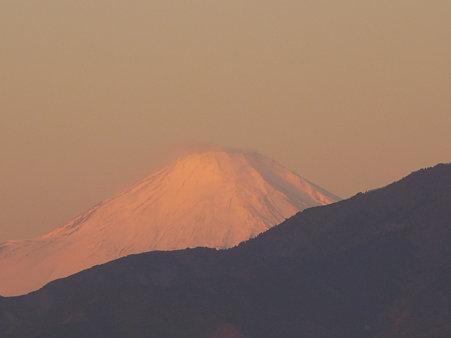 100101-富士山 朝