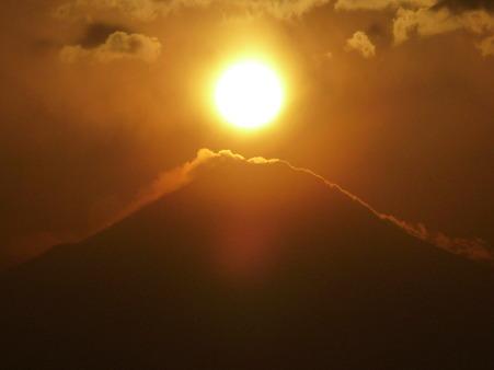 100310-富士山と夕陽 (48)